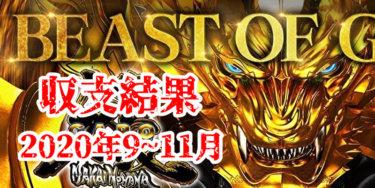 Beast(ビースト)FXEAを3ヶ月お試しで運用した結果